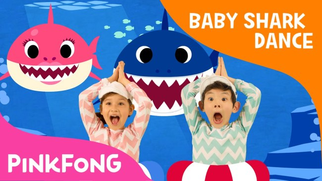 Viral children's song 'Baby Shark' faces lawsuit as it